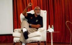 Carlos talks Olympics protest, Kaepernick meeting