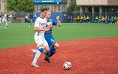 DePaul snaps three-game losing streak with tie against Seton Hall
