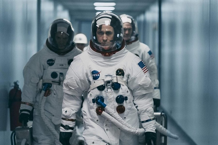 Gosling and Chazelle pilot 'First Man' toward success