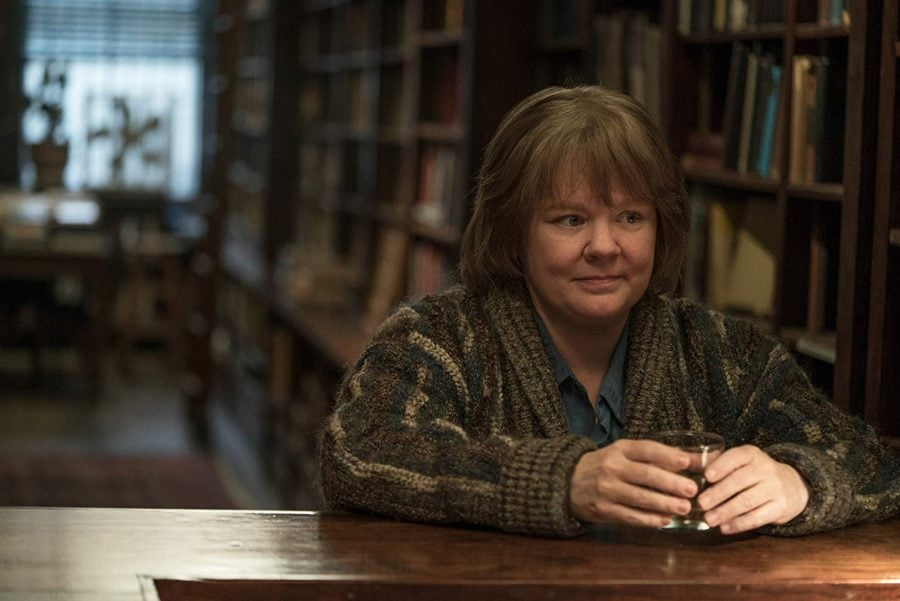 McCarthy shines in 'Can You Ever Forgive Me?'