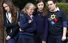 Modern anti-semitism changes young Jews