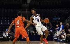 Cain on triple-double watch; reaches 1200 career-point milestone in win against Morgan State