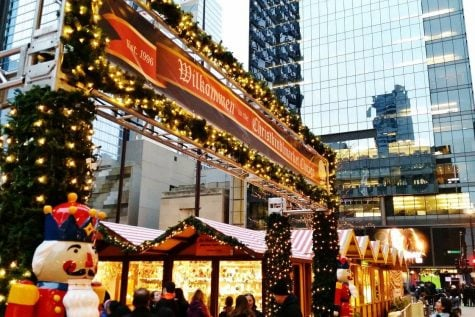 Christmas In Chicago 2018.The Depaulia Winter Break Bucket List 9 Things To Check