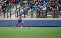 Men's soccer looks forward to brighter future