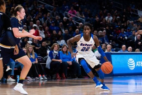 DePaul women's basketball adds Illinois forward Jacqui Grant