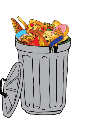 Colleges make effort to reduce food waste across campus