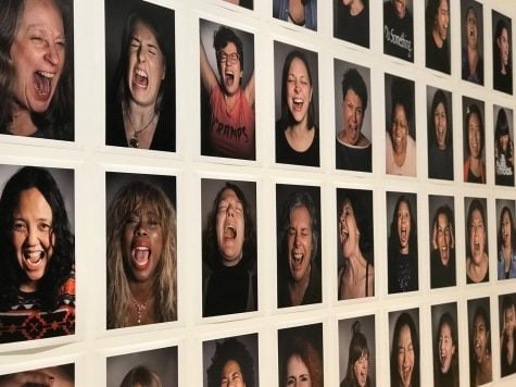 Outcry: Women scream for art and strength