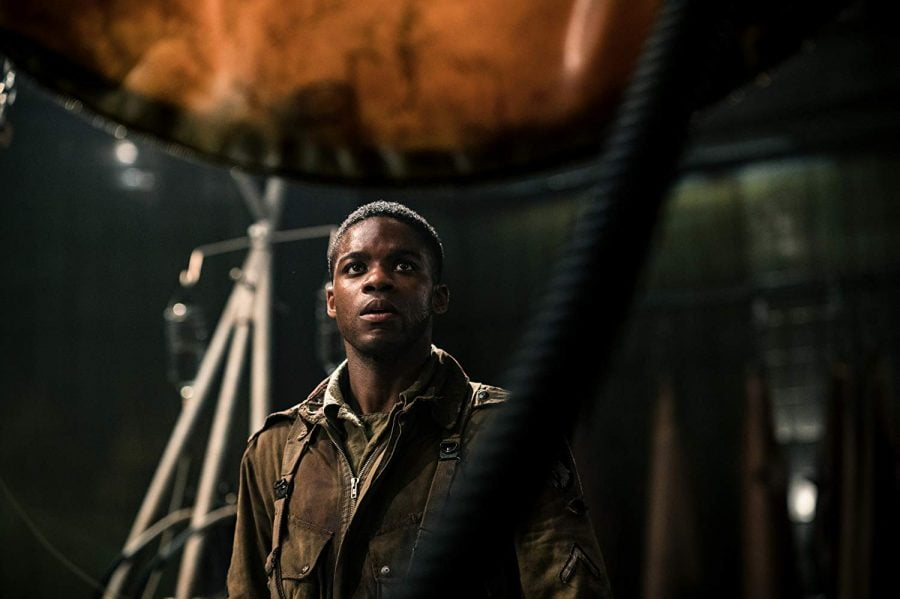 Jovan Adepo stars as Pvt. Boyce in