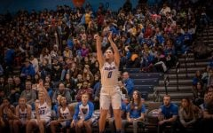 DePaul knocks down 18 threes in win over Temple on Field Trip Day