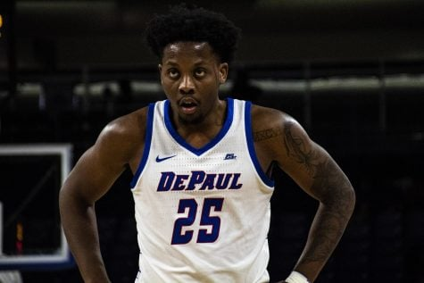 Lopez joins crowded DePaul backcourt