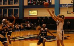 DePaul wins fourth straight as Doug Bruno coaches following surgery