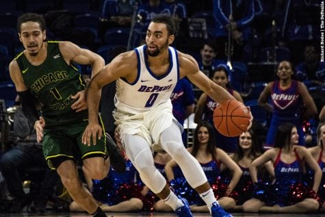 Deep freeze won't stop Blue Demons battle with Villanova Wildcats