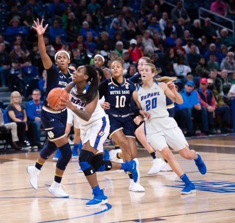 Big second half lifts DePaul to semifinals of the Big East Tournament