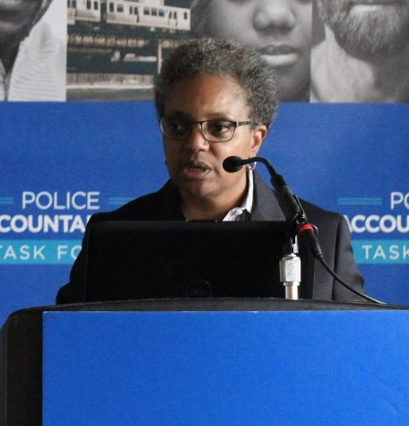 Lori Lightfoot helps rebuild trust during mayoral race