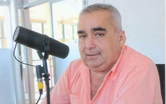 Jesús Ramos Rodríguez, a veteran radio broadcaster for Radio Oye 99.9 FM in southeastern Mexico, was murdered as he ate breakfast Saturday, Feb. 9. The country is among the world's deadliest for members for the media.
