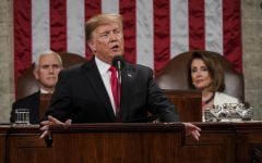 State of the union address calls for unity; President also takes aim at 'ridiculous partisan investigations'