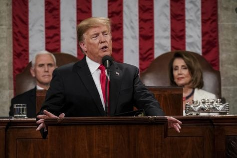 State of the union address calls for unity; President also takes aim at