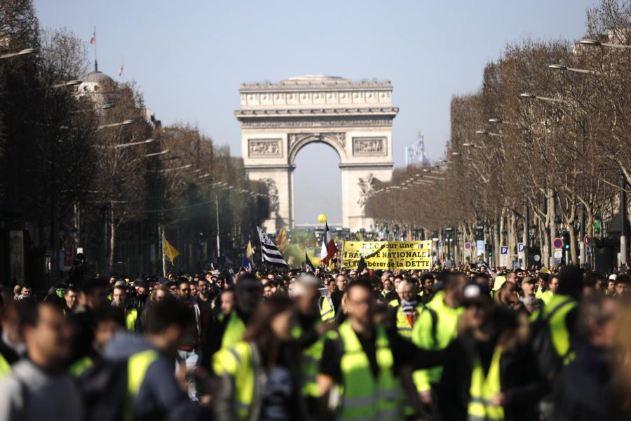 Yellow Vest protestors stir conversations, controversy