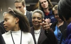 Lightfoot becomes first African American woman to lead Chicago