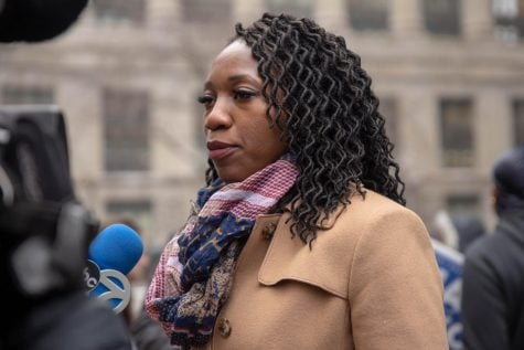 Amara Enyia delivers a walk to the polls, but no Chance the Rapper