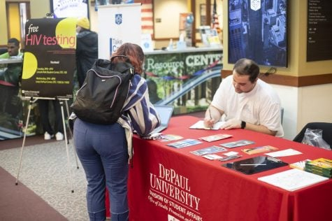Students benefit from free HIV and STI tests on campus