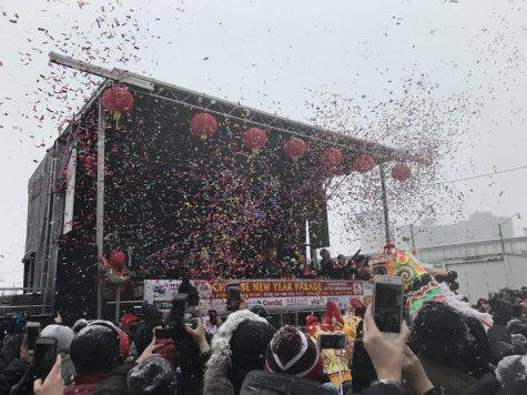 Photos from the Chinese New Year