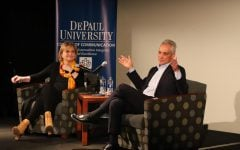 'We never, ever punted a problem,' Emanuel tells DePaul