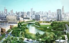 Chicago aldermen OK $2.4M in tax subsidies for developers of Lincoln Yards, 'The 78'
