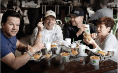 Wahlbergs' set sights on Chicago