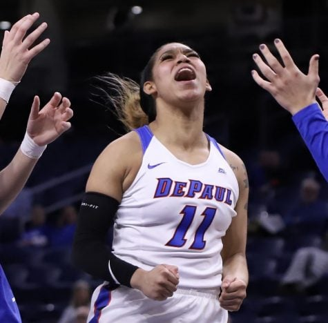 No. 1 UConn makes second half push to top No. 18 DePaul women's basketball