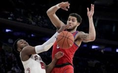 Third time, no charm: Men fall to St. John's in first round of Big East Tournament