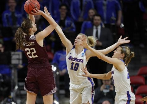 Defensive lapses cost DePaul in surprise NCAA Tournament opening-round loss
