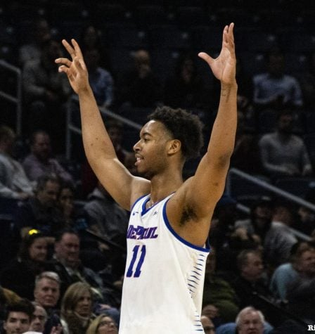 DePaul explodes for 101 points in dominant performance over Georgetown