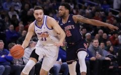 DePaul senior guard Max Strus signs two-way contract with Celtics