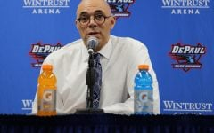 DePaul, Leitao negotiate multi-year contract extension through 2023-24 season