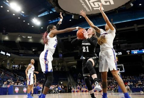 Defense leads the way for DePaul in their victory over Providence in the Big East Tournament quarterfinals