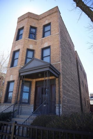 The first Dax House is located in Ukrainian Village, pictured above.