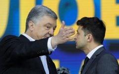 Ukrainian presidential elections, round two: Volodymyr Zelenskiy vs. Petro Poroshenko
