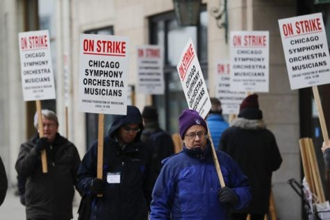 Striking Chicago musicians approve 5-year contract