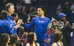 Former DePaul star Billy Garrett Jr. joins the New York Knicks