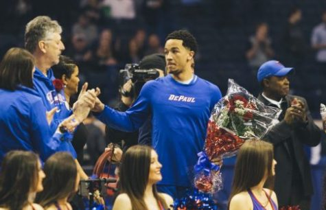 DePaul suffers first loss of the season against Notre Dame