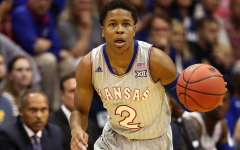 Moore transferring to DePaul from Kansas