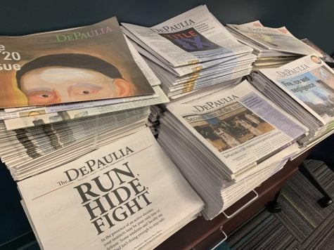 EDITORIAL: During a controversial week, The DePaulia gets advice from someone who's been there