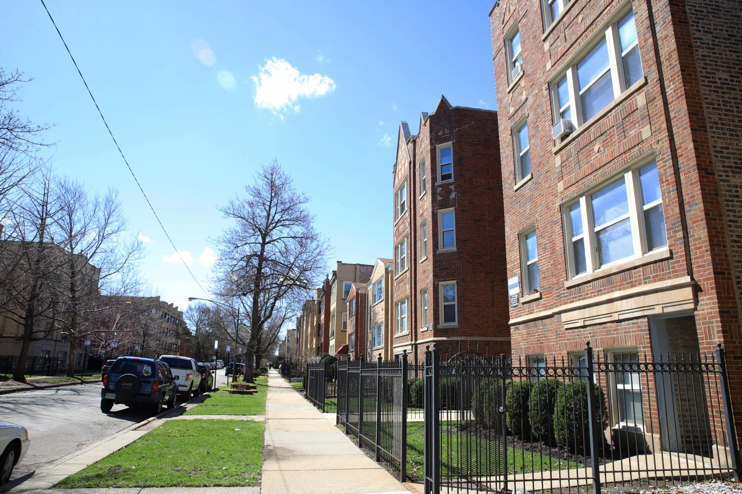 Many DePaul students live in apartments off campus in Chicago's North Side neighborhoods, getting their first taste of life as an independent. For some, that experience can be a nightmare.