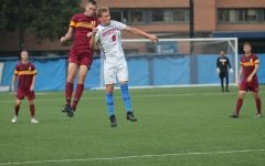 DePaul men's soccer use spring to gear up for fall season