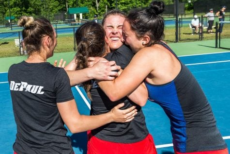 Women's tennis overcome hurdles to win Big East Tournament