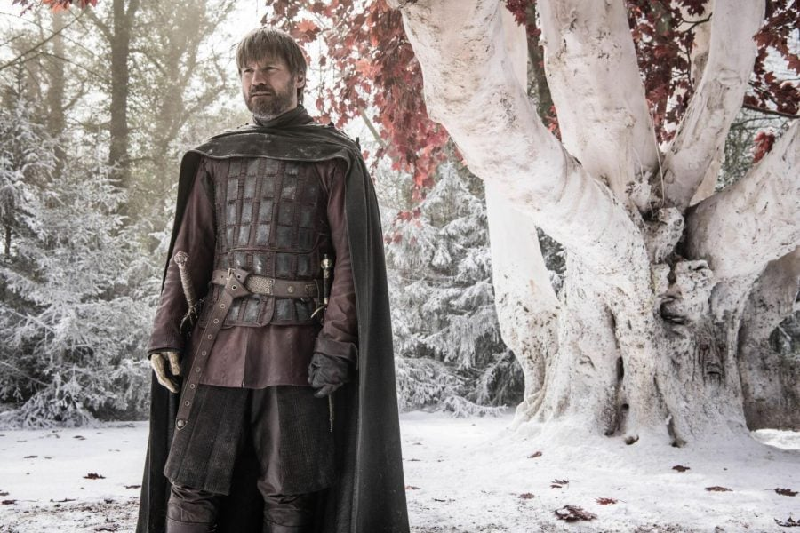 Jaime Lannister returns to Winterfell.