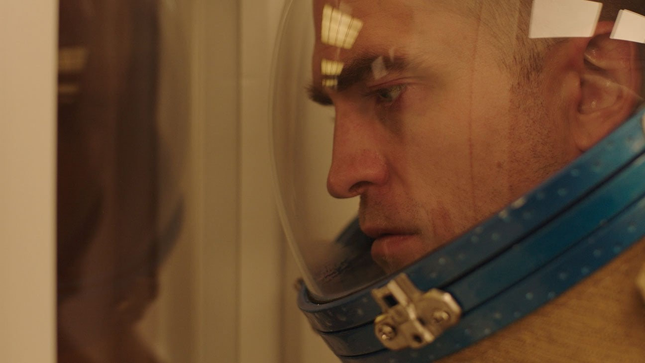 Robert Pattinson as Monte, a volunteer for the experimental space mission.