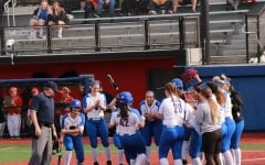 Blue Demons defeat Redbirds in extra innings