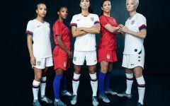 New jerseys inspire women ahead of World Cup